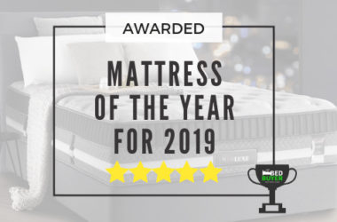Awarded Australia's best mattress of 2019 by bedbuyer (NeoLuxe Vantage Silver)