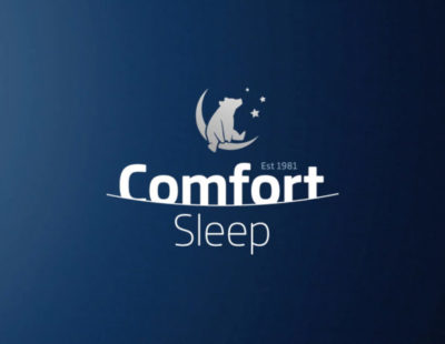 A bold step for the Comfort Sleep brand