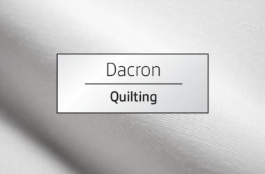Dacron Quilting