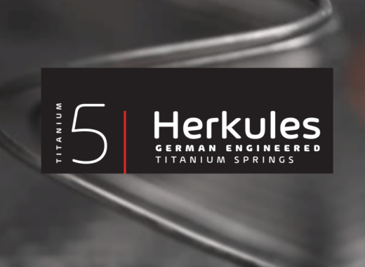 Herkules 5 Zoned Titanium Alloy Spring System