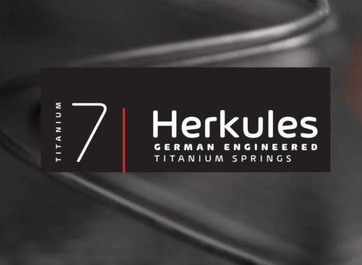 Herkules 7 Zoned Titanium Alloy Spring System