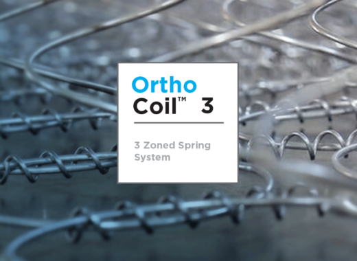 Ortho Coil™ 3 Zone Spring System