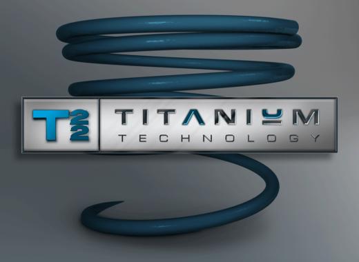 T22 Titanium Coil Spring System