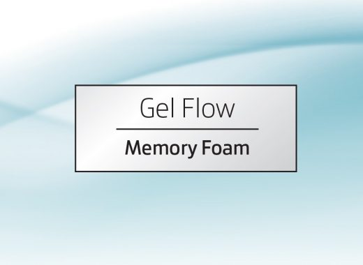 Gel Flow Memory Foam