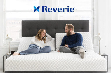 Reverie. We won't rest until you sleep.